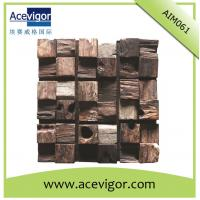 Quality Solid mosaic rustic mosaic wall tiles wholesale