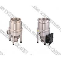 Quality High Vacuum Turbomolecular Vacuum Pump , Oil Lubrication Pump Vertical Mounting wholesale