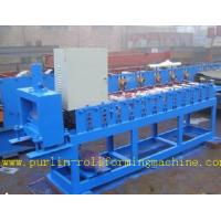 Quality Roof Ceiling Roll Forming Machine , Omega Channel Roll Forming Machine For Furring Channel wholesale