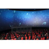 Quality Electric 4D movie theater Motion chair 7.1 audio system special effect system wholesale