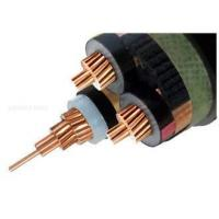 Buy cheap N2XSEY 6/10/12 kV Medium Voltage Power Cables 3 Core XLPE Cable from wholesalers