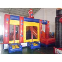 Quality Custom Inflatable Combo Slide with Cartoon (CYBC-51) wholesale
