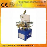 China TJ-23 Large Area Pneumatic Hot Foil Stamping Machine on sale