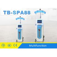 Quality Medical Grade Diamond Peel Microdermabrasion Machine With PDT Therapy Multifunctio wholesale