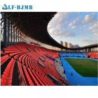 Buy cheap Factory Price Steel Truss Space Frame Structure Design Stadium Bleacher Roof from wholesalers