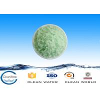 Quality High purity chemical ferrous sulfate blue green crystals for producing disinfectant wholesale