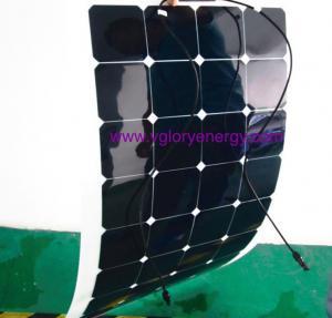 Quality High power 10W flexible solar panels for sale (Sunpower solar panel) wholesale
