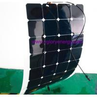 Quality Perfect 200W flexible solar panel for Yacht,tourism Car...(USA sunpower cell) wholesale