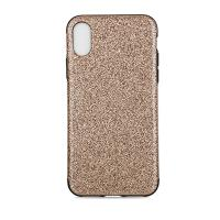 Quality Iphone X  Iphone 10 Shinning Leather Back Cover , Tpu Soft Leather Case wholesale
