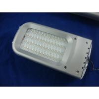 Cheap 60*1W 10 hrs Solar High Powered LED Street Lights Outdoor 150AH/12V 2PCS for sale