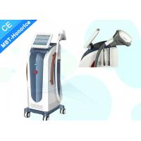 Quality Specially Designed To Remove Unwanted And Different Color Hair Faster Diode Laser Hair Removal With 3 Wavelength wholesale