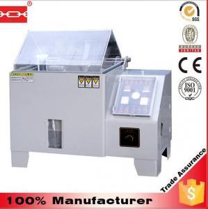 Quality 220V/50HZ 108L Programmable Salt Spray Corrosion Test Chamber For Alkaline Corrosive Test wholesale