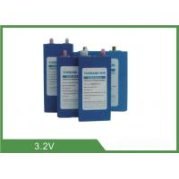Quality Lithium Iron Phosphate Cell Rechargeable Lifepo4 Battery Low Self Discharge wholesale