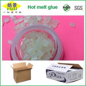 Quality Eva Polypropylene Adhesive Glue Corrugated Carton Sealing Hot Melt Adhesive wholesale