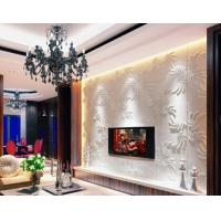 Quality 3D Effect Wall Mural Natural Fiber Wallpaper Cladding Wall Board For Kids' Room wholesale