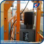 Quality 630kg ZLP630 man mini cargo lift aerial work platform for construction and decoration wholesale