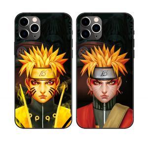 Quality Black Anime 3D Lenticular Flip Phone Case For Iphone 11 wholesale