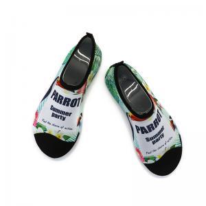 China Autumn Mens Aqua Socks Water Shoes / Barefoot Aqua Socks Quick - Dry With Good Toe Cap on sale