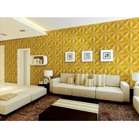 Quality Artificial Stack Stone 3D Decorative Wall Panels / Textured Wall Decoration Material for Home wholesale