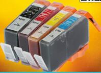 China samsung INK-K200 / INK-C200 / INK-M200 / INK-Y200 compatible samsung ink cartridges with chip on sale