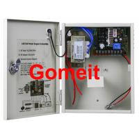 Quality 36w Access Control Power Supply 12VDC 3A  Can Support Battery Back Up Over Current Protection wholesale