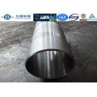 Quality 1.4307 F304 F316 F51 F53 F60 Stainless Steel Forged Sleeves Oil Cylinder Forgings wholesale