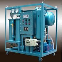 China VTP Single Stages Vacuum Transformer Oil Purifier on sale