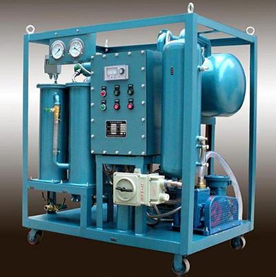 Cheap VTP Single Stages Vacuum Transformer Oil Purifier for sale