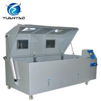Quality ASTM B-117 standard cyclic corrosion salt mist test chamber price wholesale