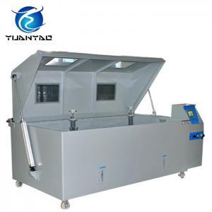 Quality ASTM B-117 standard cyclic corrosion salt mist test chamber price wholesale