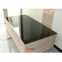 Cheap black water resistant uv mdf board chipboard for