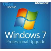 China Home Premium Features Windows 7 License Key Pro Upgrade Open License English on sale