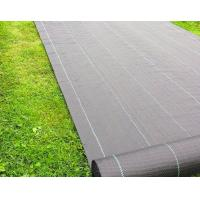 Quality Ground Cover Non Woven Weed Control Fabric , Non Woven Synthetic Fabric wholesale
