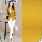 Quality Weft Dyeing Women Elasticity Acrylic Knitting Spot fashion suit fabrics wholesale
