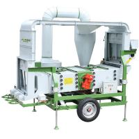 China Woflberry/ Paprika/ Kiwifruit cleaning machine with high purity! High capacity! China manufacturers! on sale