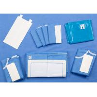 Quality C Section Custom Surgical Packs With Collecting Bag For Caesarean Baby Birth Surgery wholesale