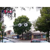 Quality Giant Inflatable Eyeball Inflatable Event Decoration Aerated For Advertising wholesale