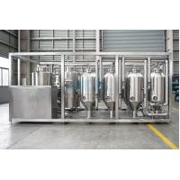 Quality High Quality 15 Bbl Steam Powered Brewhouse wholesale