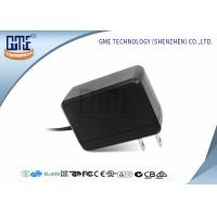 Quality AC DC Switching Power Supply 5v 1a US Plug Black With UL FCC Certificated wholesale