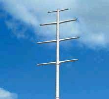 Electricity Transmission Pole