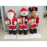 Quality Stuffed Inexpensive Baubles Ornaments Personalised Christmas Gifts for Babies wholesale