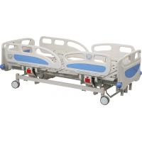 China Three Functions Electric Adjustable Beds Furniture , Clinic Care Standard Hospital Bed  on sale