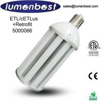 Buy cheap E39 LED corn bulb 80W led corn light CETLUS+Retrofit ETL NUMBER:5000066 from wholesalers