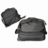 China Golf Bags, Suitable for Travel Use, Available in Black on sale