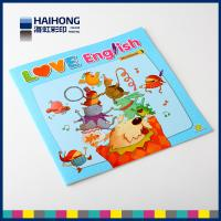China Full color Childrens Book Printing with saddle stitch bound , Comic Book Printing on sale