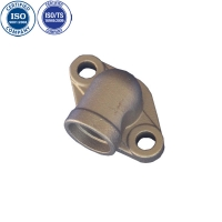 China Lost Wax Ferrous Casting Chrome Plating Steel Casting Foundry In China on sale