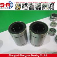 Quality cylindrical linear bearing LM25UU/AJ/OP slide contact bearing wholesale