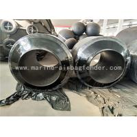 China Customized PU Coating Donut Fender Foam Filled For Jetty Protection on sale