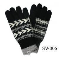 Quality ladies wool gloves SW006 high quality fashion gloves warm glove wholesale