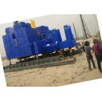 Quality VY180A Hydraulic Static Pile Driver , Durable piledriver machine no noise wholesale